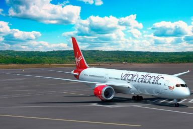Virgin Flights and Fly Drive Holidays
