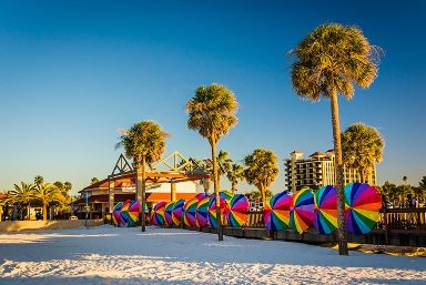 Orlando & Clearwater Holiday